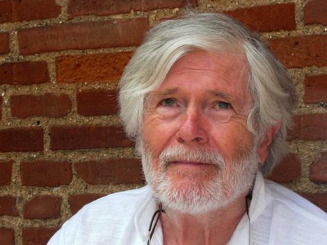 Claude Duneton à Montauban, le 11 juillet 2010 (photo Anne de Rancourt)