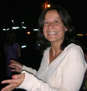 Florence Isaac, août 2008