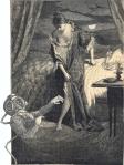 Le rêve du scaphandrier, collage de Phllippe Lemaire.