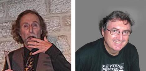 Sylvain Josserand et Jean-François Blavin