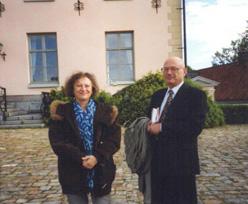 Simone Balazard et Maurice Cury