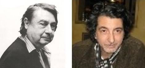 Hughes Labrusse et Davide Napoli