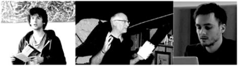 Martin Wable, Patrice Duret, Maël Guesdon