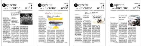 Gazette 4 images