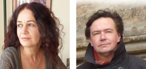 Isabelle Macor-Filarska et François Rannou