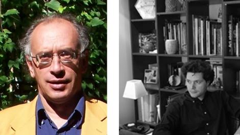 Francis Kretz et Hubert Fréalle